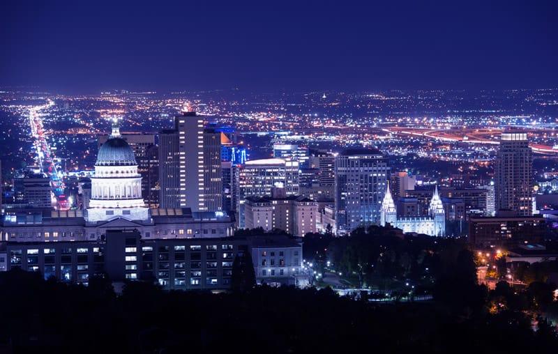 utah-skyline-night-image